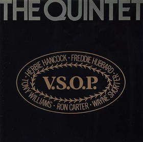 HERBIE HANCOCK - V.S.O.P. the Quintet cover