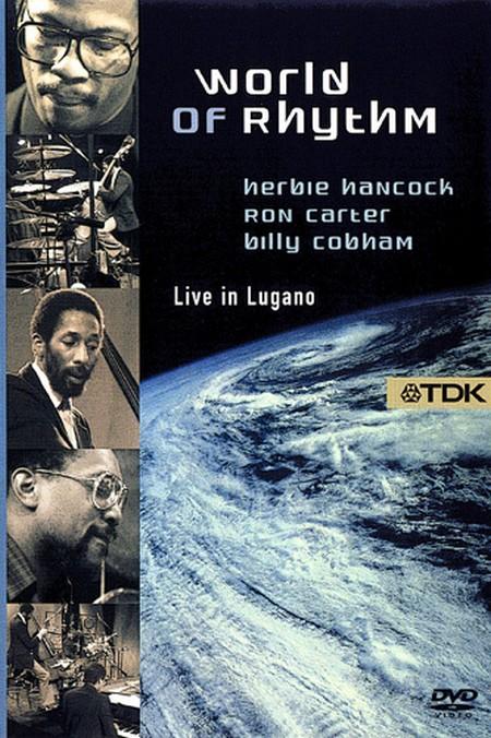 HERBIE HANCOCK - World Of Rhythm - Live In Lugano cover