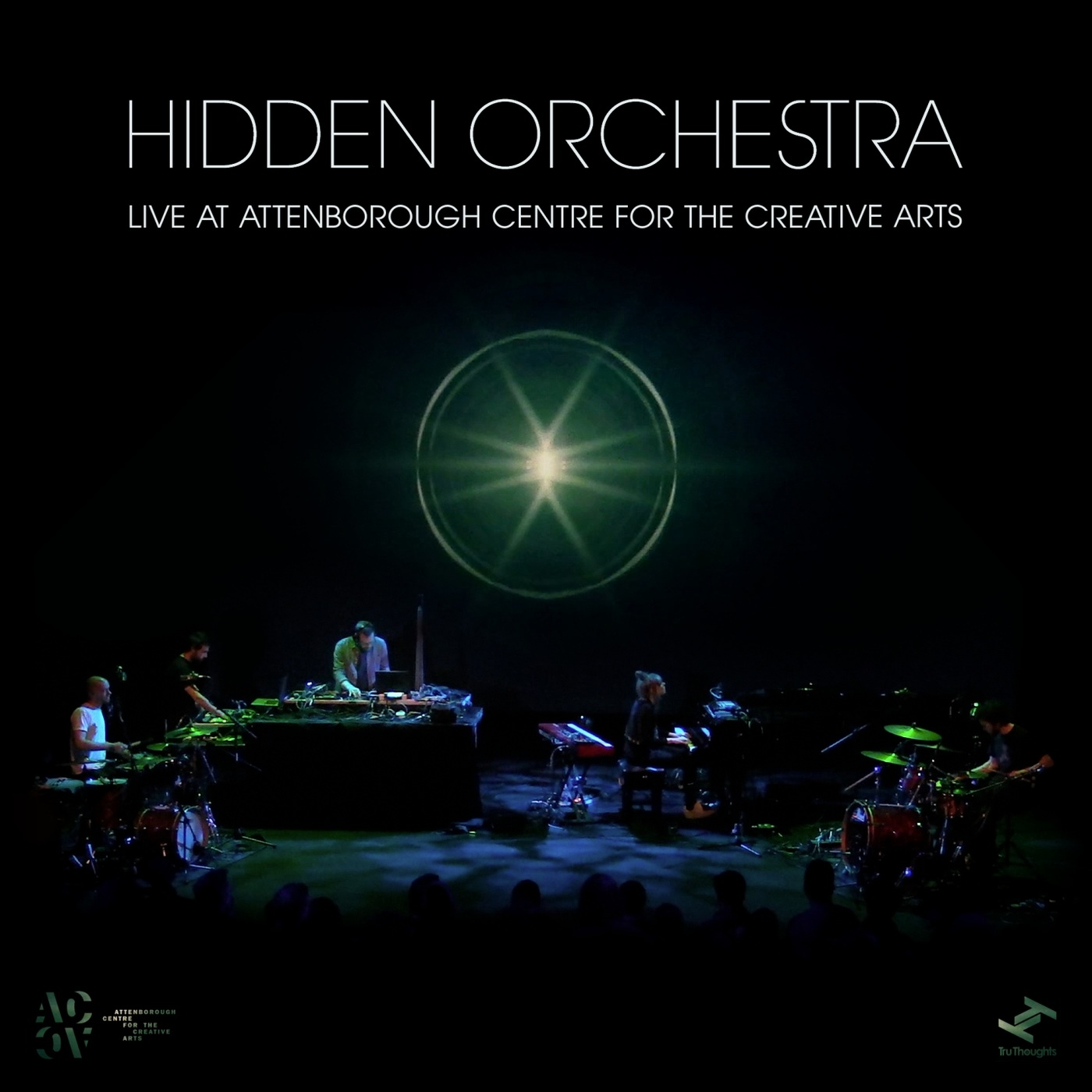 HIDDEN ORCHESTRA - Live at Attenborough Centre for the Creative Arts cover