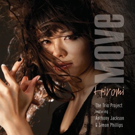 HIROMI - Move cover