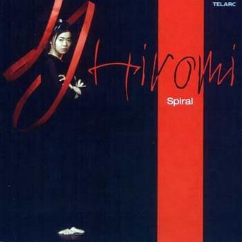 HIROMI - Spiral cover