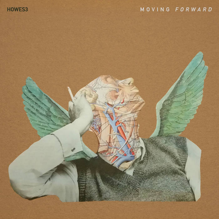 HOWES3 - Moving Foward cover