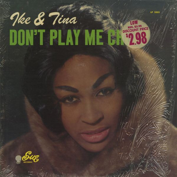 IKE AND TINA TURNER - Don't Play Me Cheap cover