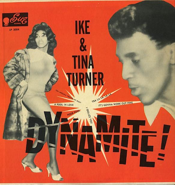 IKE AND TINA TURNER - Dynamite! cover