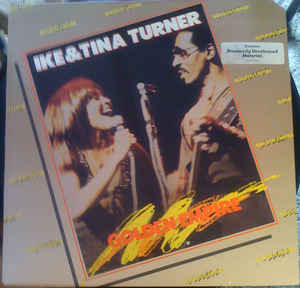 IKE AND TINA TURNER - Golden Empire cover