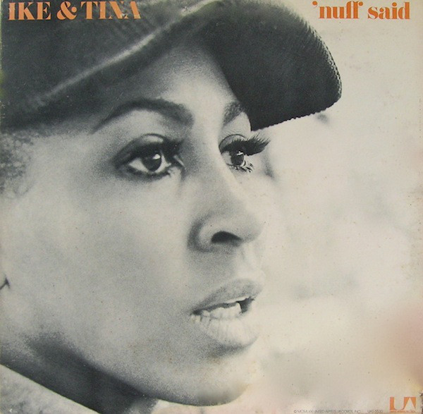 IKE AND TINA TURNER - 'Nuff Said cover