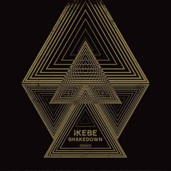 IKEBE SHAKEDOWN - Ikebe Shakedown cover