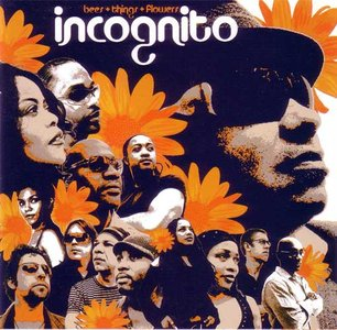 INCOGNITO - Bees + Things + Flowers cover