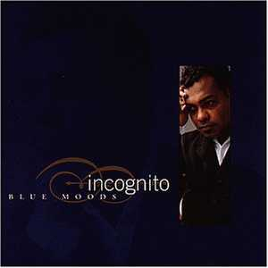 INCOGNITO - Blue Moods cover