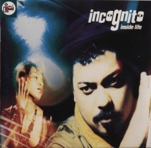 INCOGNITO - Inside Life cover
