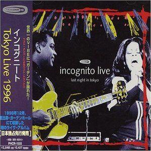 INCOGNITO - Last Night In Tokyo cover