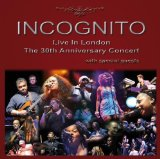 INCOGNITO - Live in London - The 30th Anniversary Concert cover
