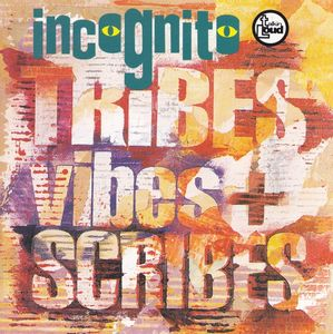 INCOGNITO - Tribes, Vibes and Scribes cover