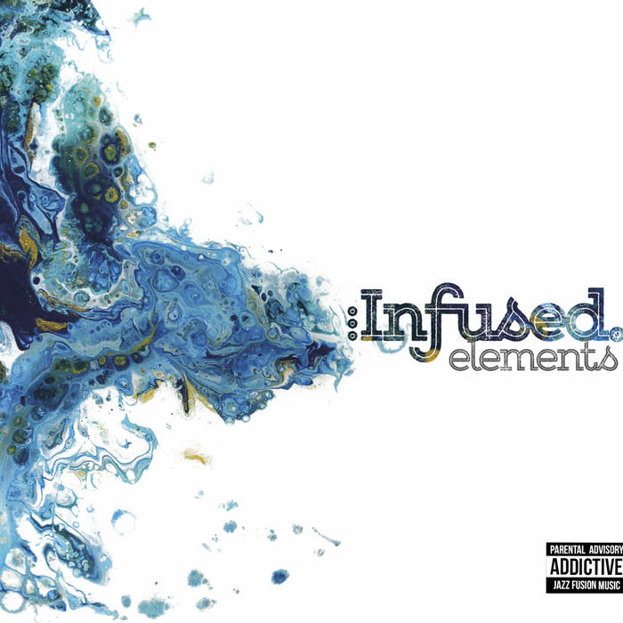 INFUSED ELEMENTS - Insulaire cover