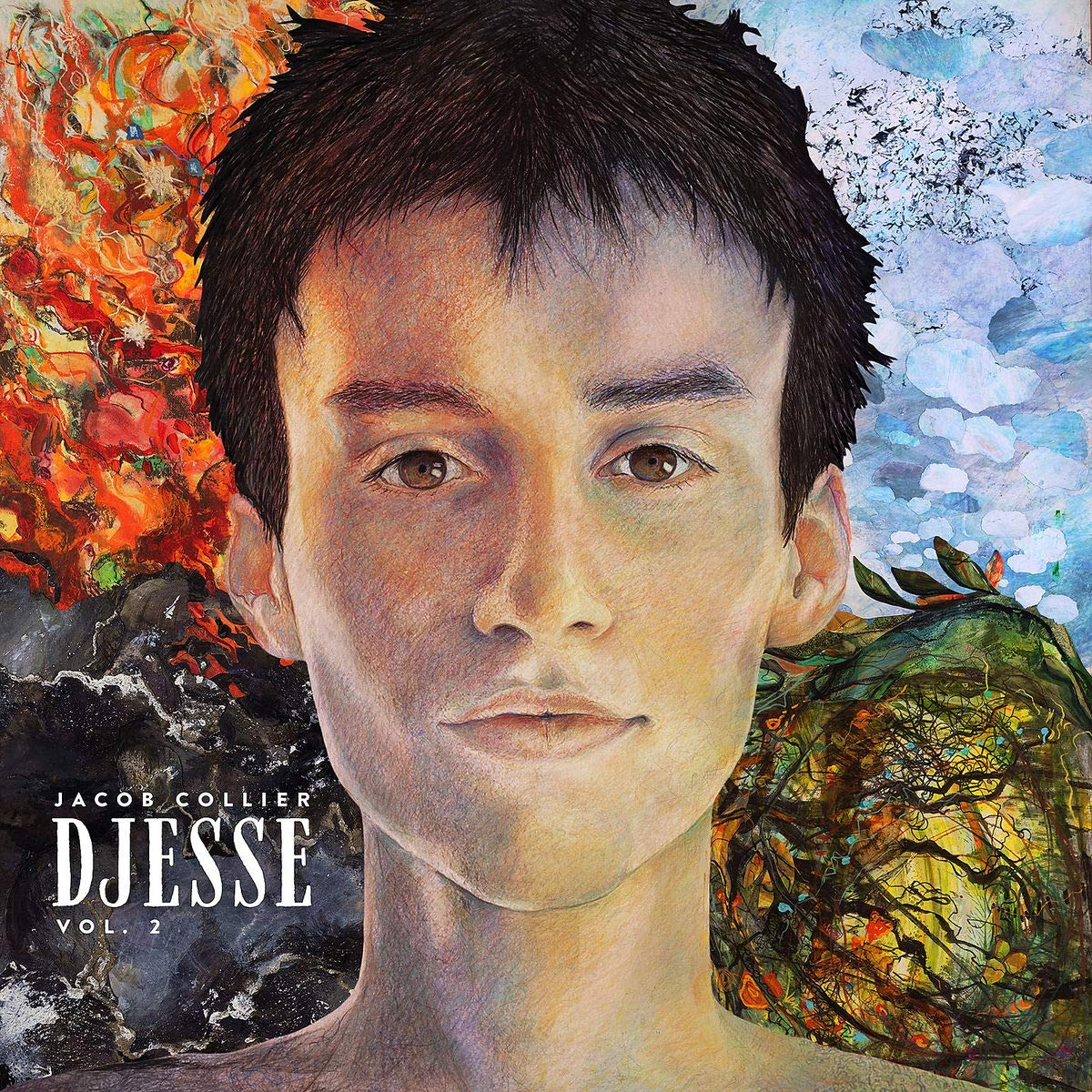 JACOB COLLIER - Djesse Vol. 2 cover