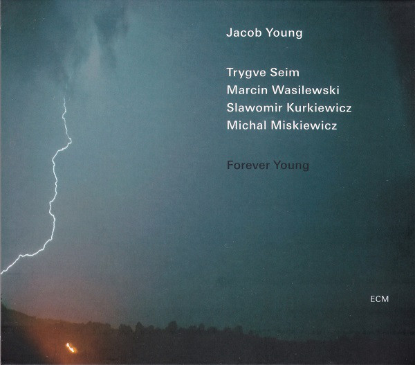 JACOB YOUNG - Forever Young cover