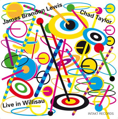 JAMES BRANDON LEWIS - Live In Willisau cover