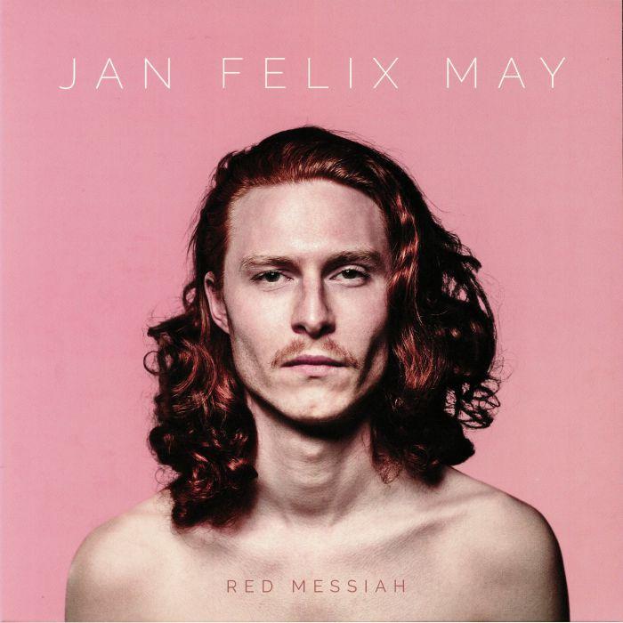 JAN FELIX MAY - Red Messiah cover