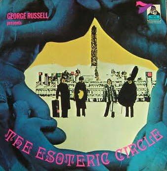 JAN GARBAREK - George Russell Presents Esoteric Circle cover
