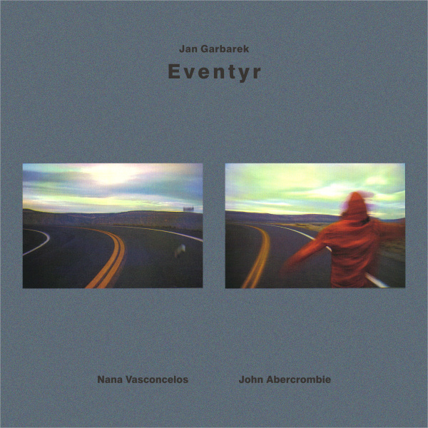 JAN GARBAREK - Eventyr cover