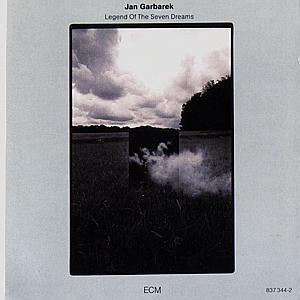 JAN GARBAREK - Legend of the Seven Dreams cover