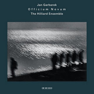 JAN GARBAREK - Officium Novum (with The Hilliard Ensemble) cover