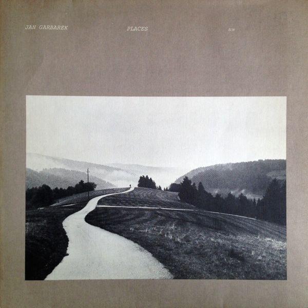 JAN GARBAREK - Places cover