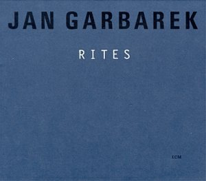 JAN GARBAREK - Rites cover