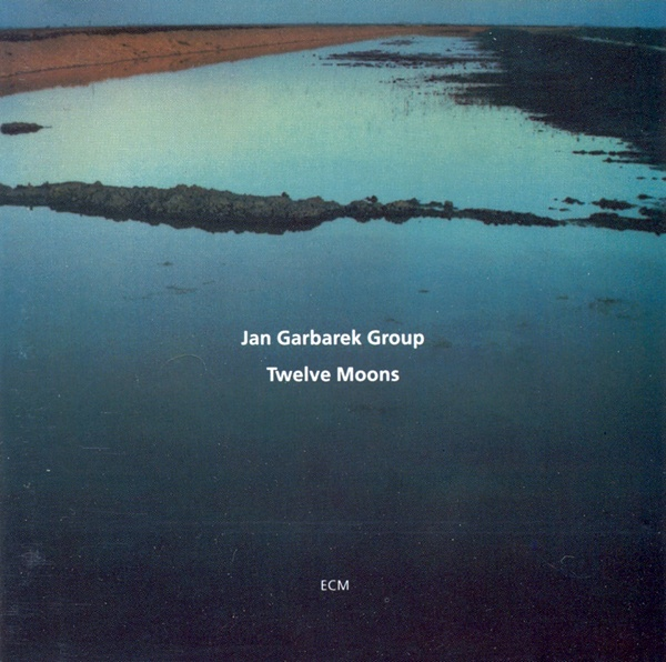 JAN GARBAREK - Twelve Moons cover