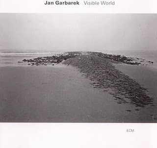 JAN GARBAREK - Visible World cover