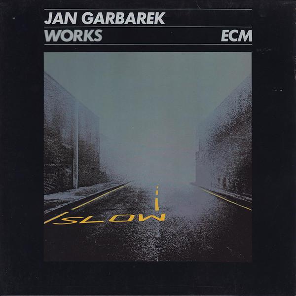 JAN GARBAREK - Works cover