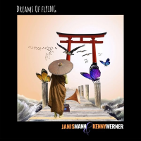 JANIS MANN - Janis Mann & Kenny Werner : Dreams Of Flying cover