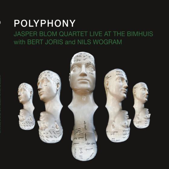 JASPER BLOM - Polyphony cover