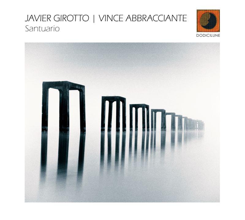 JAVIER GIROTTO - Javier Girotto e Vince Abbracciante : Santuario cover