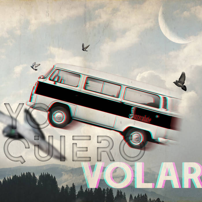 JAZZCALATE - Yo Quiero Volar cover