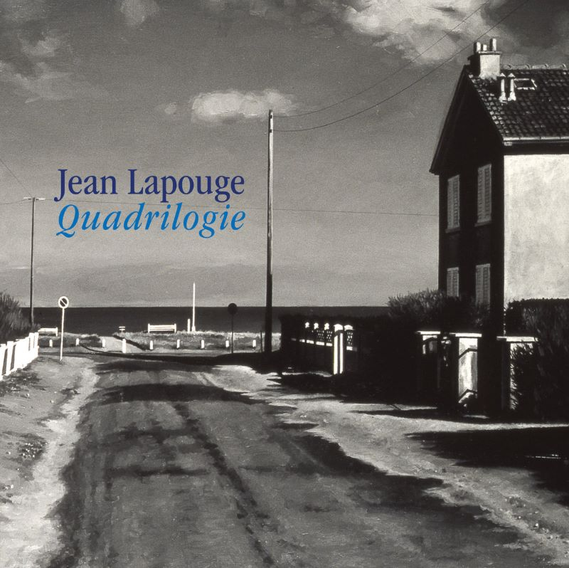 JEAN LAPOUGE - Quadrilogie cover