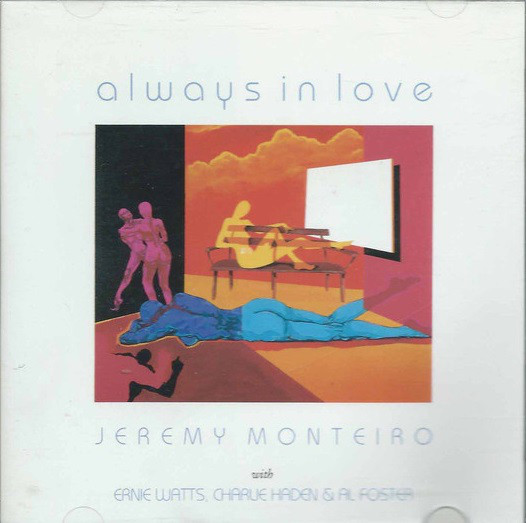 JEREMY MONTEIRO - Always In Love cover