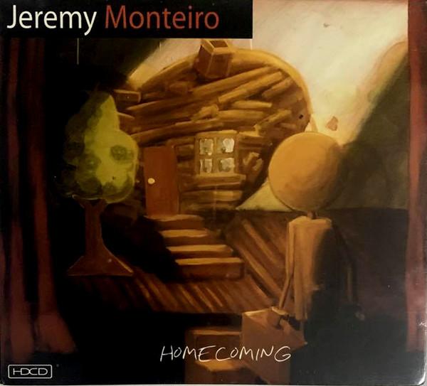 JEREMY MONTEIRO - Homecoming cover