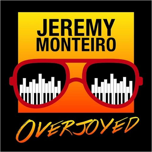 JEREMY MONTEIRO - Overjoyed: A Jazz Tribute To The Music Of Stevie Wonder cover