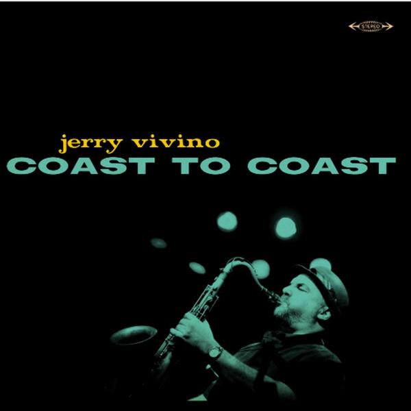 JERRY VIVINO - Coast To Coast cover