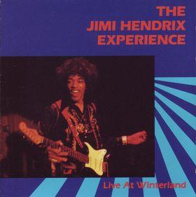 JIMI HENDRIX - Live at Winterland (Jimi Hendrix Experience) cover