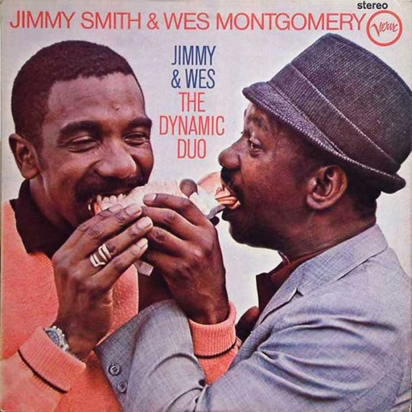 JIMMY SMITH - Jimmy And Wes:The Dynamic Duo cover