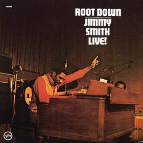 JIMMY SMITH - Root Down cover