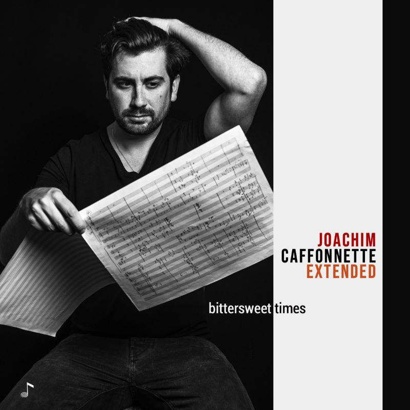 JOACHIM CAFFONNETTE - Bittersweet Times cover