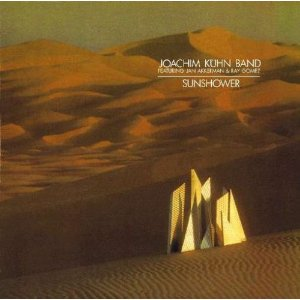 JOACHIM KÜHN - Sunshower cover