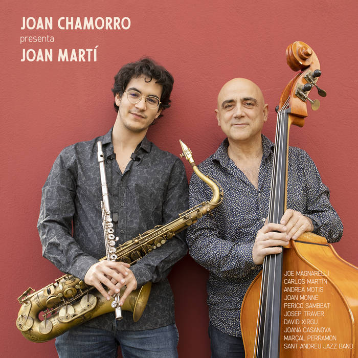 JOAN CHAMORRO - Joan Chamorro presenta Joan Martí cover