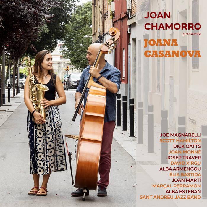 JOAN CHAMORRO - Joan Chamorro presenta Joana Casanova cover