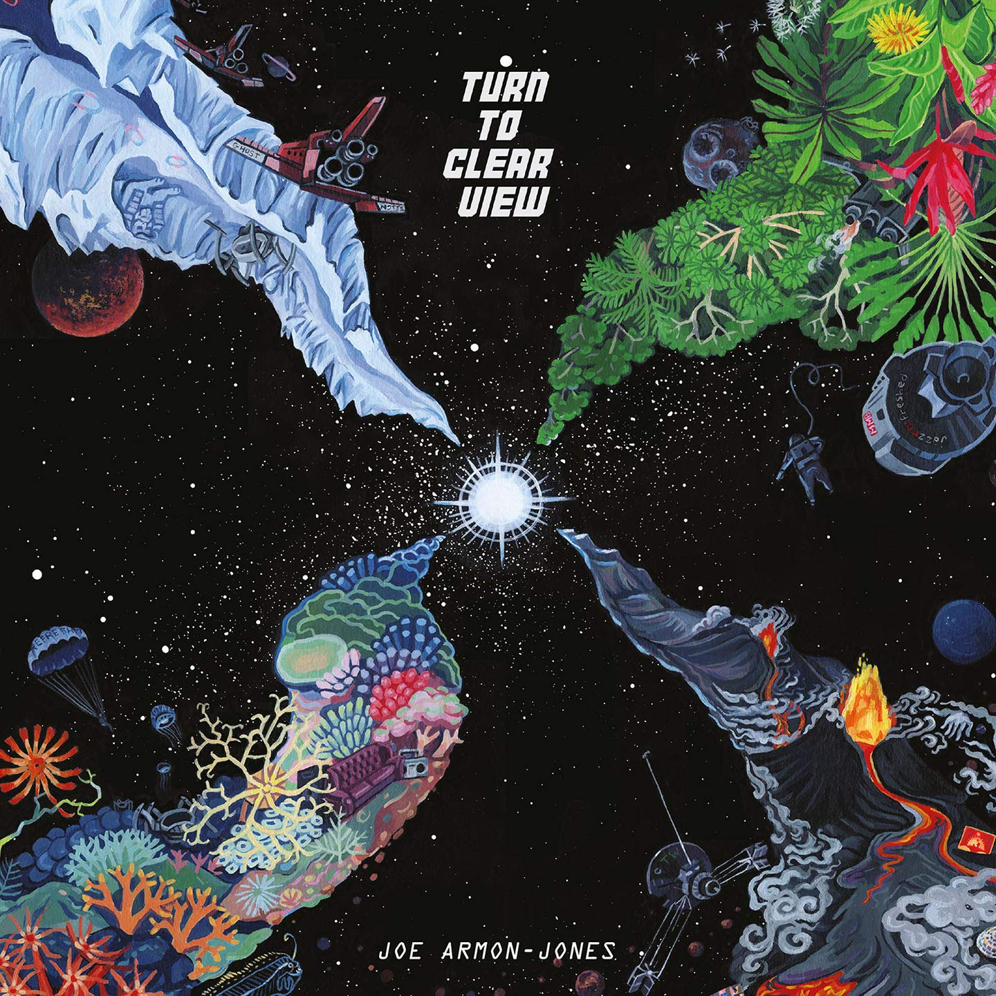 JOE ARMON-JONES - Turn To Clear View cover