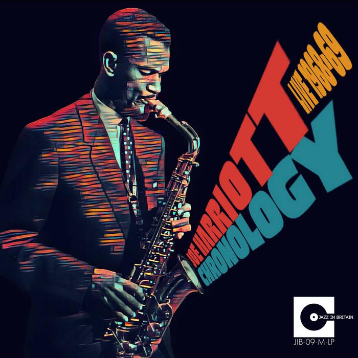 JOE HARRIOTT - Chronology : Live 1968-69 cover