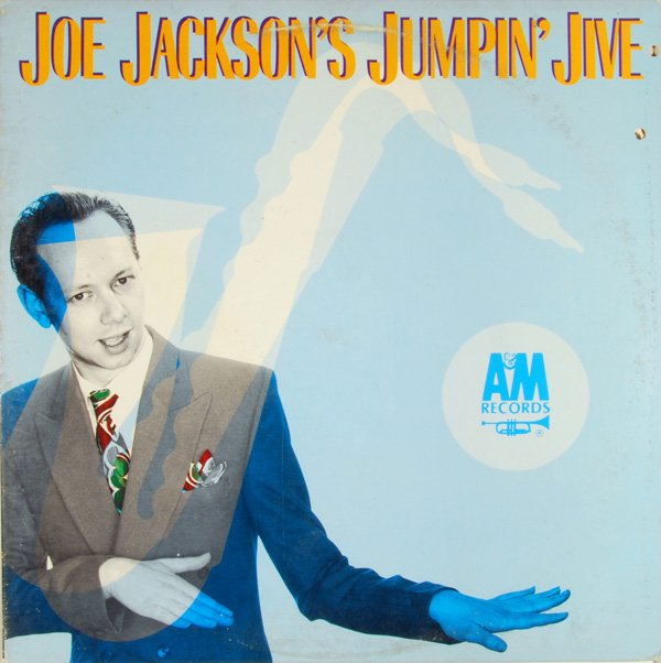 JOE JACKSON - Jumpin' Jive cover